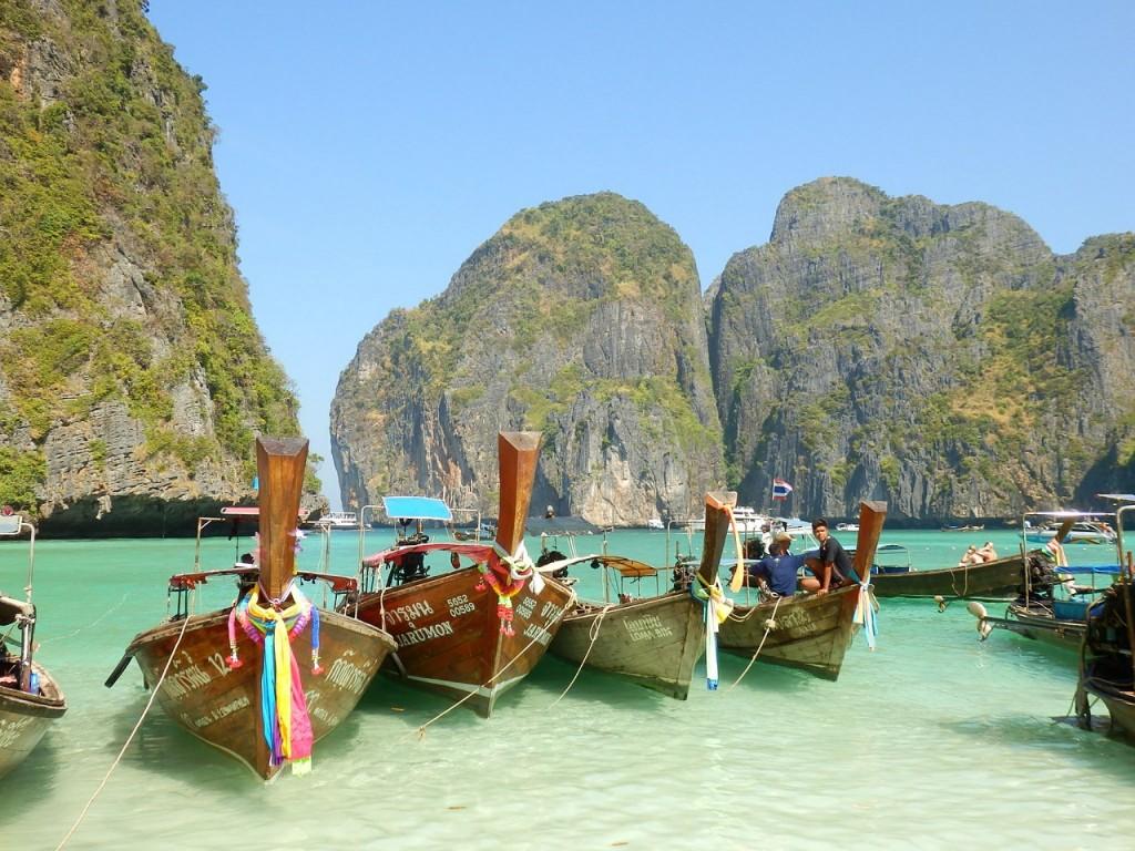 Både Thailand