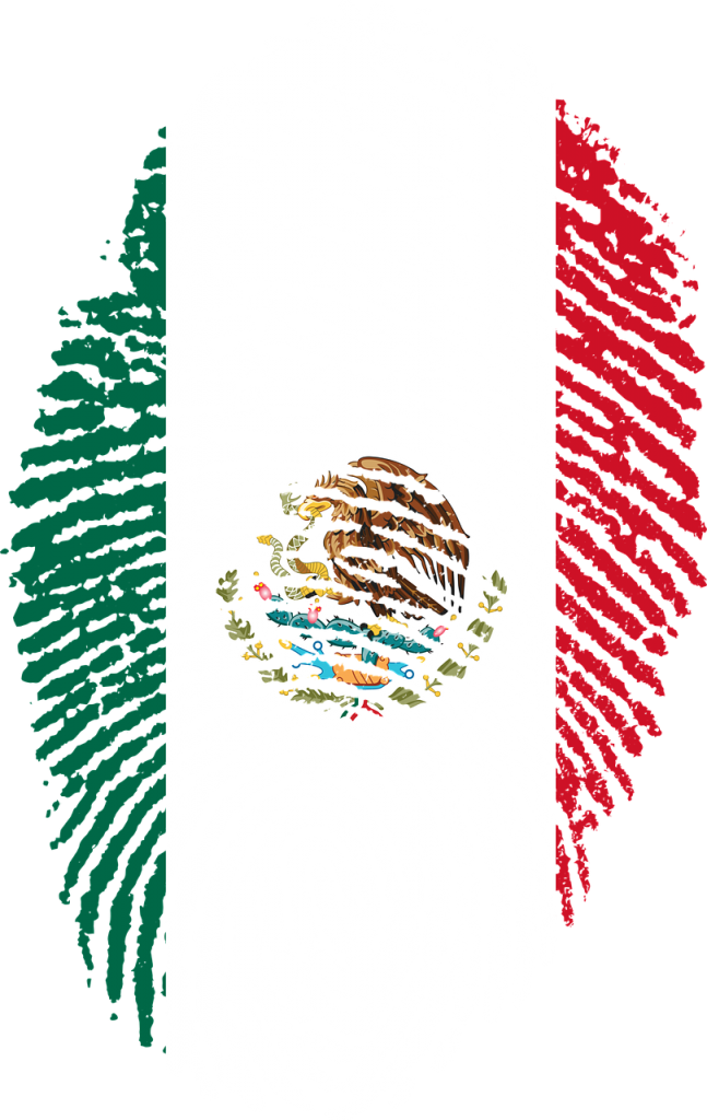 mexico fingeraftryk