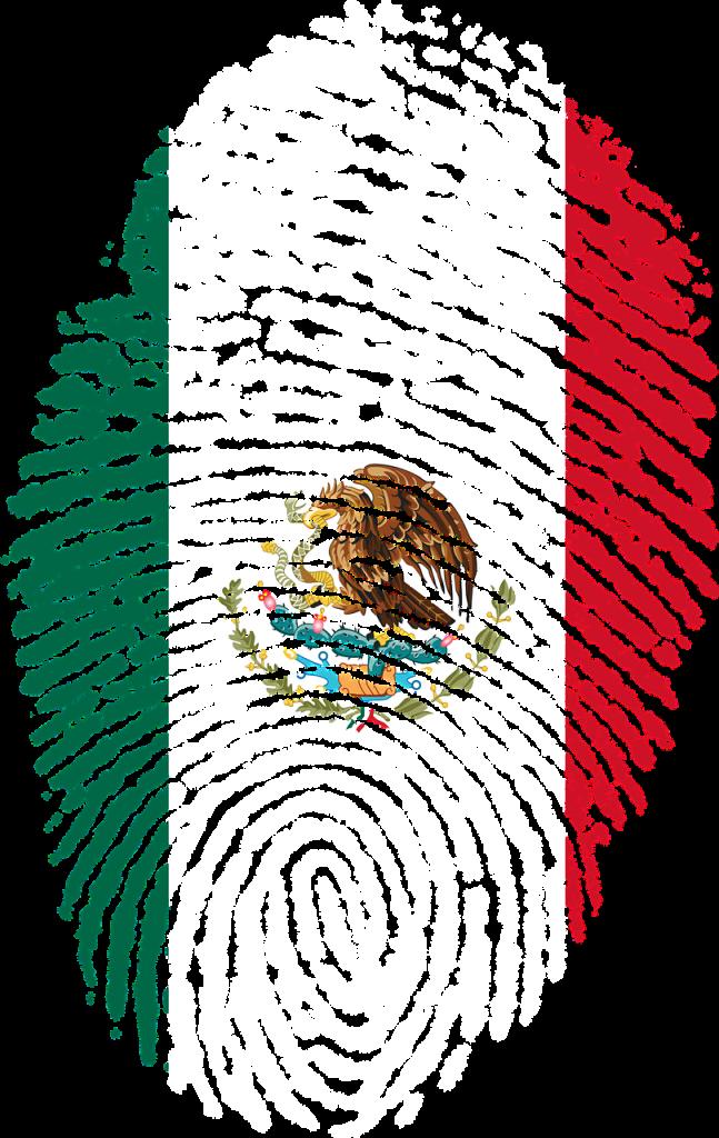 mexico fingeraftryk