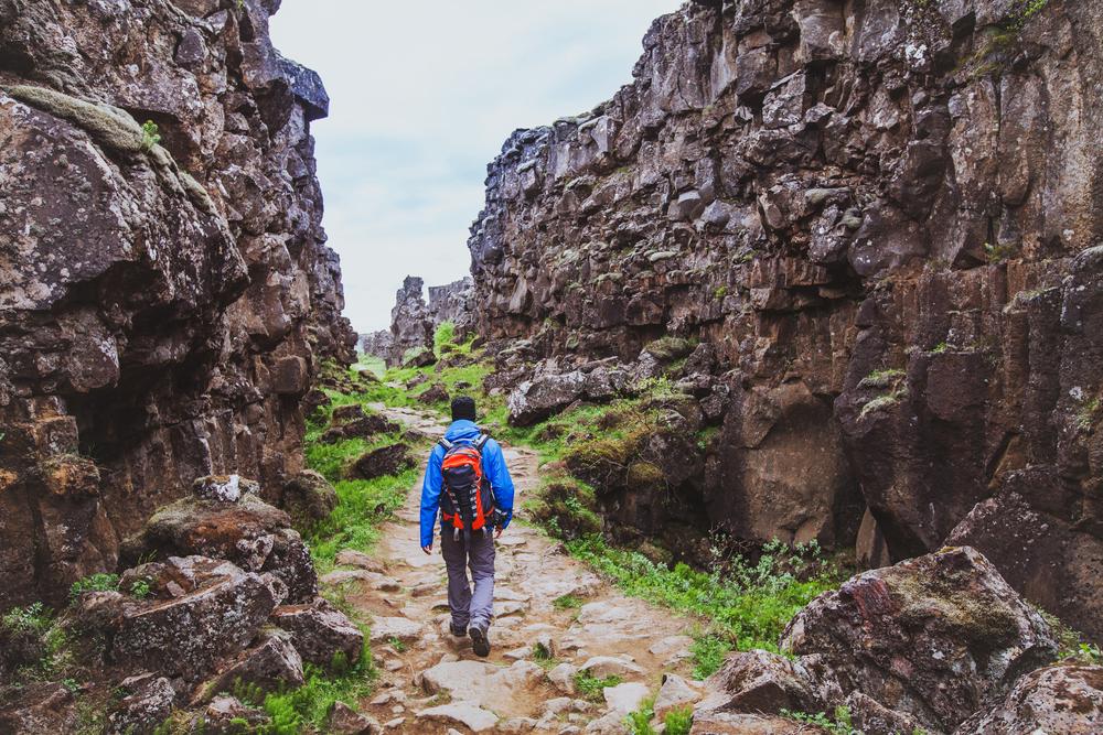 Tag på outdoor-eventyr på Island